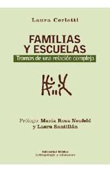Papel FAMILIAS Y ESCUELAS