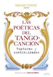 Libro Las Poeticas Del Tango-Cancion