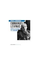 Papel EMMANUEL LEVINAS: ENTRE LA FILOSOFIA Y EL JUDAISMO
