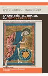 E-book La cuestión del hombre en Nicolás de Cusa