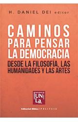 E-book Caminos para pensar la democracia