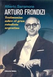 Libro Arturo Frondizi