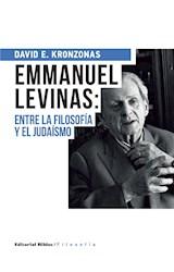 E-book Emmanuel Levinas: entre la filosofía y el judaísmo