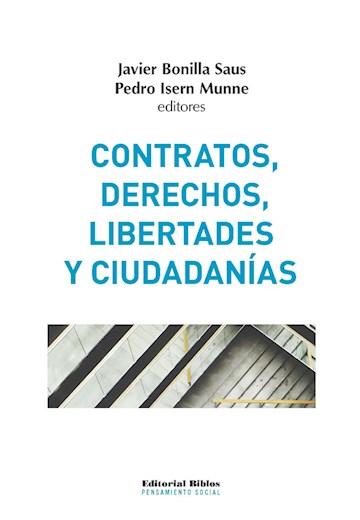 E-book Contratos, Derechos, Libertades Y Ciudadanías
