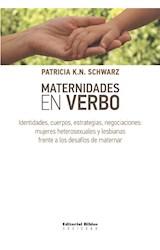 E-book Maternidades en verbo