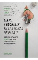 Papel LEER Y ESCRIBIR EN LAS ZONAS DE PASAJE