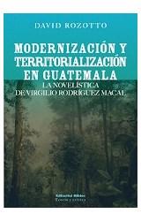 Papel MODERNIZACION Y TERRITORIALIZACION EN GUATEMALA