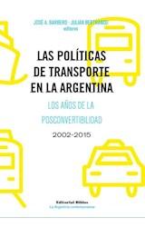 Papel LAS POLITICAS DE TRANSPORTE EN LA ARGENTINA