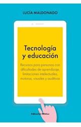 Papel TECNOLOGIA Y EDUCACION