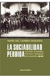 E-book La sociabilidad perdida