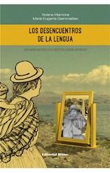 E-book Los desencuentros de la lengua