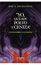 """E-book """"Yo, que soy polvo y ceniza"""""""