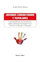 Papel JARDINES COMUNITARIOS Y POPULARES
