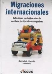 Libro Migraciones Internacionales