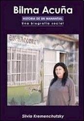 Libro Bilma Acuña