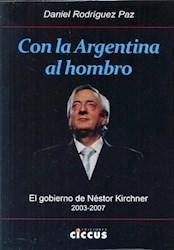 Libro Con La Argentina Al Hombro