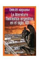 Papel LA LITERATURA FANTASTICA ARGENTINA EN EL SIGLO XIX