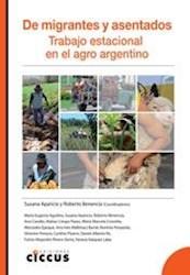 Libro De Migrantes Y Asentados