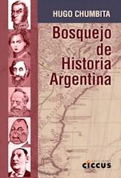 Libro Bosquejo De Historia Argentina