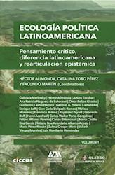Libro Ecologia Politica Latinoamericana Vol I