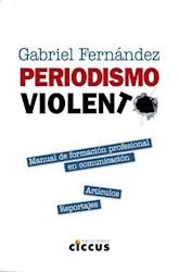 Libro Periodismo Violento