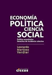 Libro Econioma Politica Ciencia Social .Politica Economica Derechos De Incidencia