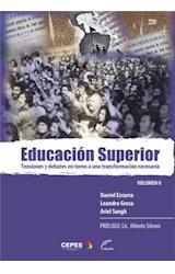 E-book Educación superior II