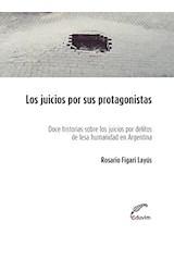 Papel LOS JUICIOS POR SUS PROTAGONISTAS