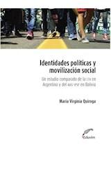 Papel IDENTIDADES POLITICAS Y MOVILIZACION SOCIAL