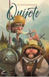 E-book Las 10 aventuras imperdibles del Quijote