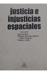 Papel JUSTICIA E INJUSTICIAS ESPACIALES