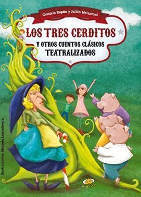 Papel Tres Cerditos Y Otros Cuentos Clasicos Teatralizados, Los