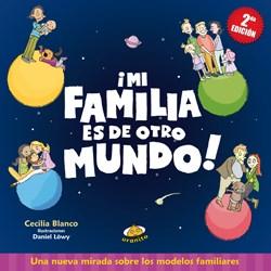Papel ¡Mi Familia Es De Otro Mundo!