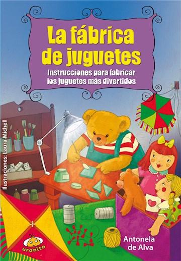 E-book La Fábrica De Juguetes