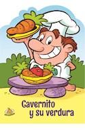 Papel CAVERNITO Y SU VERDURA (COLECCION DINOS) (ILUSTRADO) (CARTONE)