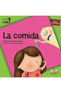 Papel COMIDA (COLECCION YO TAMBIEN) (CON VENTANITAS) (CARTONE)