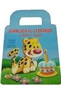 Papel GIANLUCA EL LEOPARDO CUMPLE AÑOS (COLECCION LA SELVA) (CARTONE)