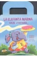 Papel ELEFANTA MARINA SABE COCINAR (COLECCION LA SELVA) (CARTONE)