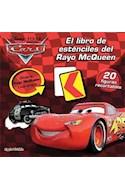 Papel LIBRO DE ESTENCILES DE CARS (CARTONE)
