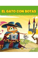 Papel GATO CON BOTAS (COLECCION MINI COLORIN) (CARTONE)
