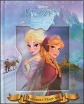 Papel Frozen, Una Aventura Congelada - Ventanas Magicas