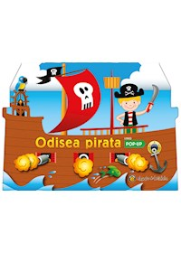Papel Col. Aventuras (Pop Up) - Odisea Pirata