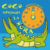 Papel Coco Aprende La Hora