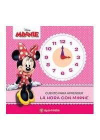 Papel Aprendo La Hora Con Minnie