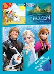 Libro Cuentos Congelados Frozen