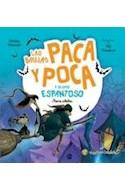 Papel BRUJAS PACA Y POCA Y SU GATO ESPANTOSO (COLECCION BRUJAS) (CARTONE)