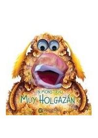 Papel Un Monstruo Muy Holgazan