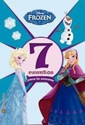 Libro 7 Cuentos De Frozen