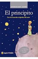 Papel PRINCIPITO (CON LAS ACUARELAS ORIGINALES DEL AUTOR) [TAPA AZUL]
