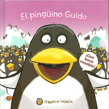 Papel El Pinguino Guido